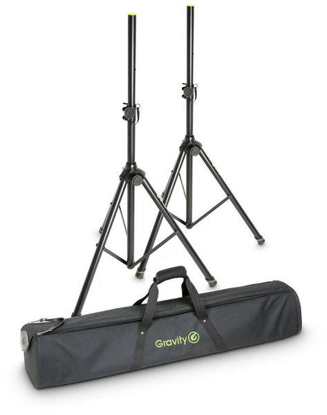 Gravity SS 5211 B Set 1 Speaker Stand