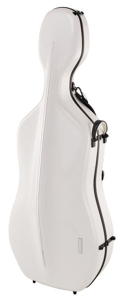 Gewa Air 3.9 Cello Case WH/BL