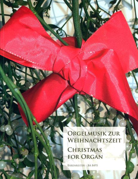 Bärenreiter Christmas For Organ