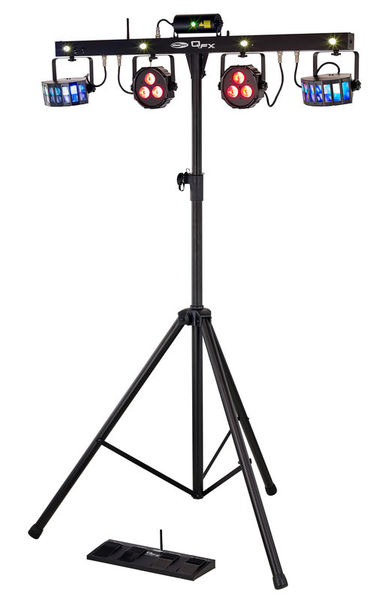 Showtec QFX Multi FX Compact Light Set