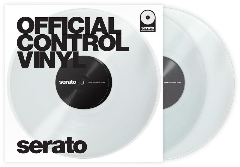 Serato Performance-Series Vinyl Clear