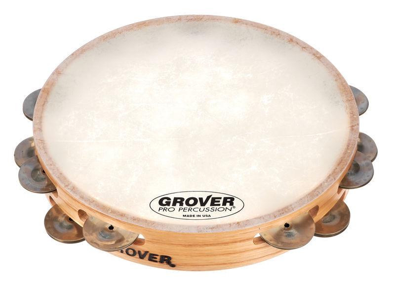 Grover Pro Percussion T2/GS-B Tambourine