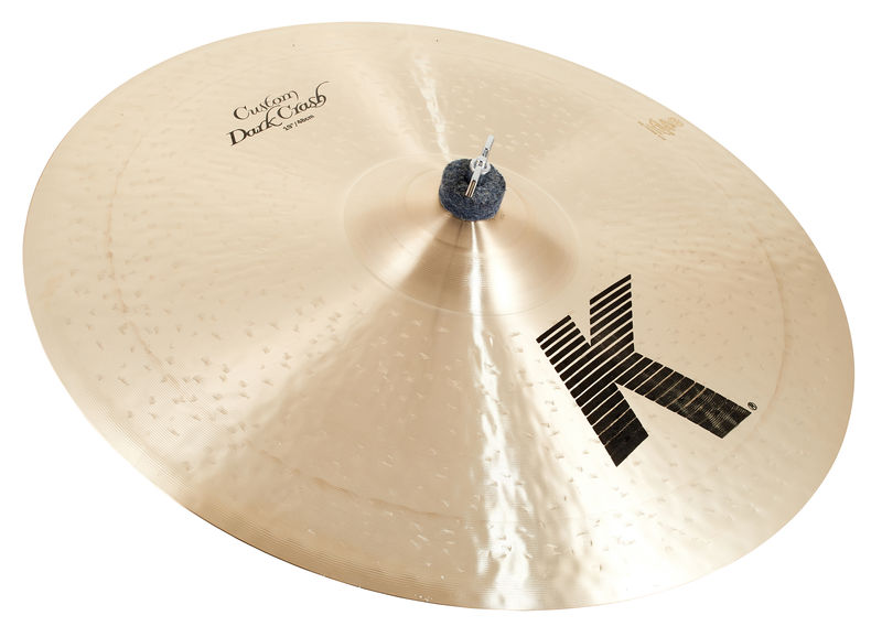 "Zildjian 19"" K-Custom Dark Crash"