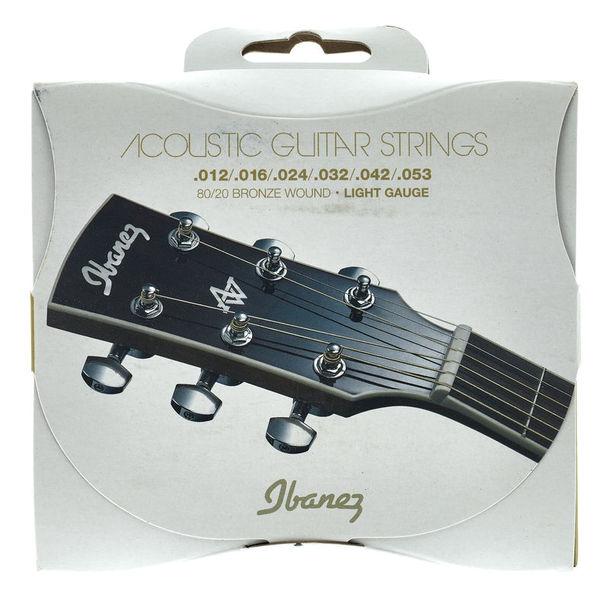Ibanez IACS6C Acoustic Steel Strings