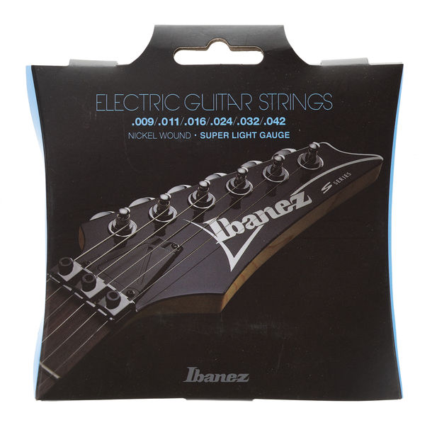Ibanez IEGS6 E-Guitar String Set 009