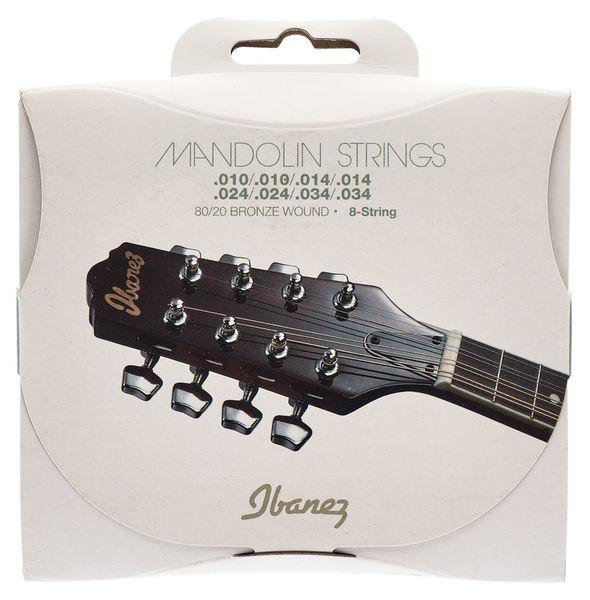 Ibanez IMDS4 Mandoline String Set