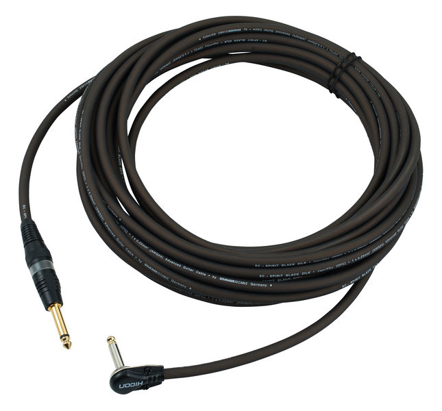 Sommer Cable Spirit Black Zilk SZ67 10m