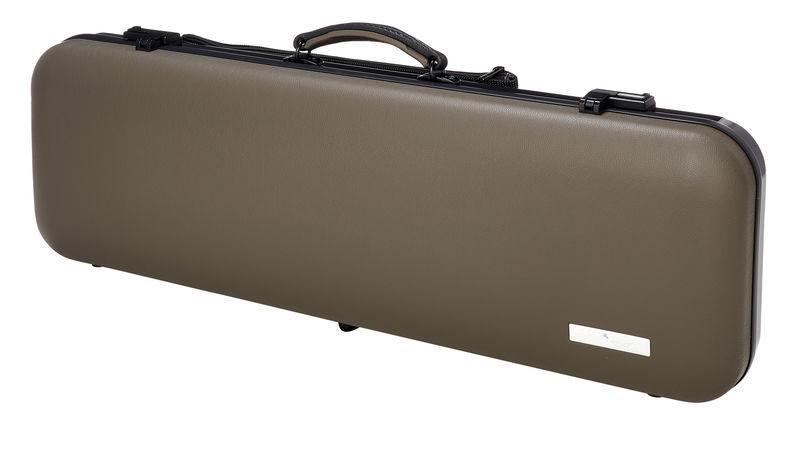 Gewa Air Prestige GR/BK Violin Obl.