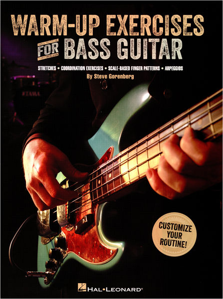 Hal Leonard Warm Up Exercises for Bass