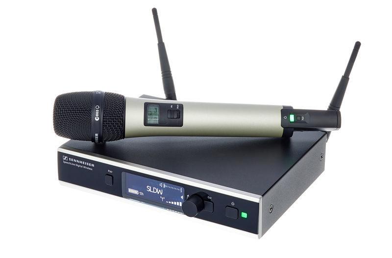 Sennheiser SL Handheld Set DW-3 EU R