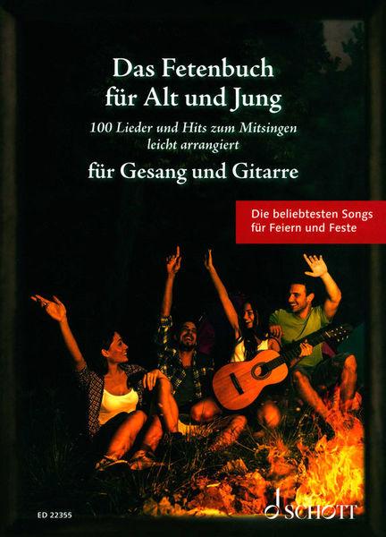 Schott Fetenbuch Gesang/Gitarre