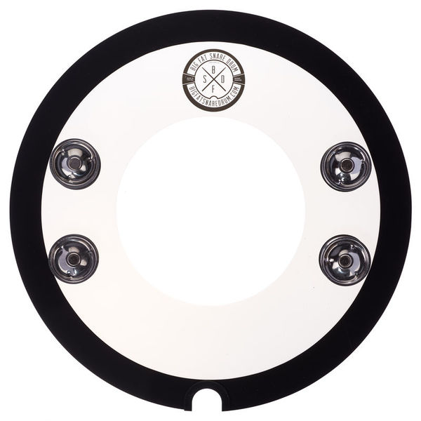 """Big Fat Snare Drum Snare-Bourine Donut 13"""""""