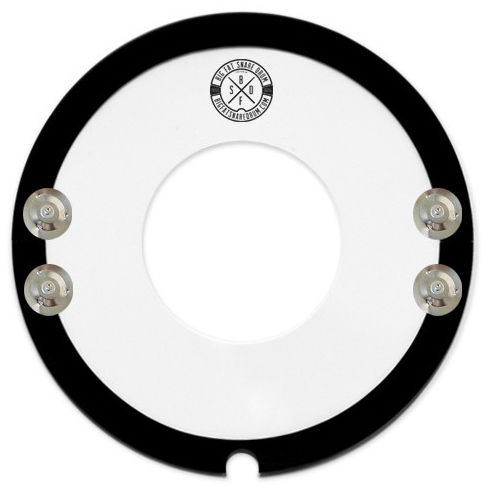 """Big Fat Snare Drum Snare-Bourine Donut 14"""""""