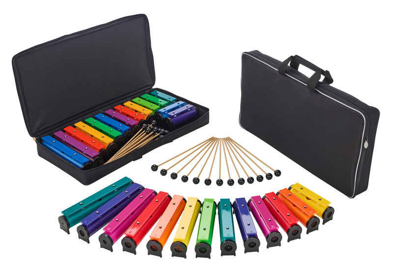 Thomann Rainbow Chime Bars TRCB-27B
