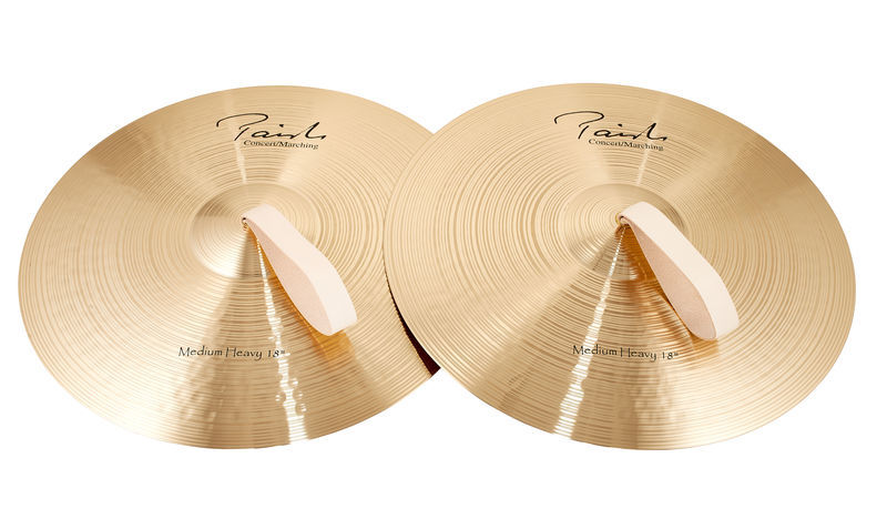 """Paiste 18"""" Concert/Marching MH"""
