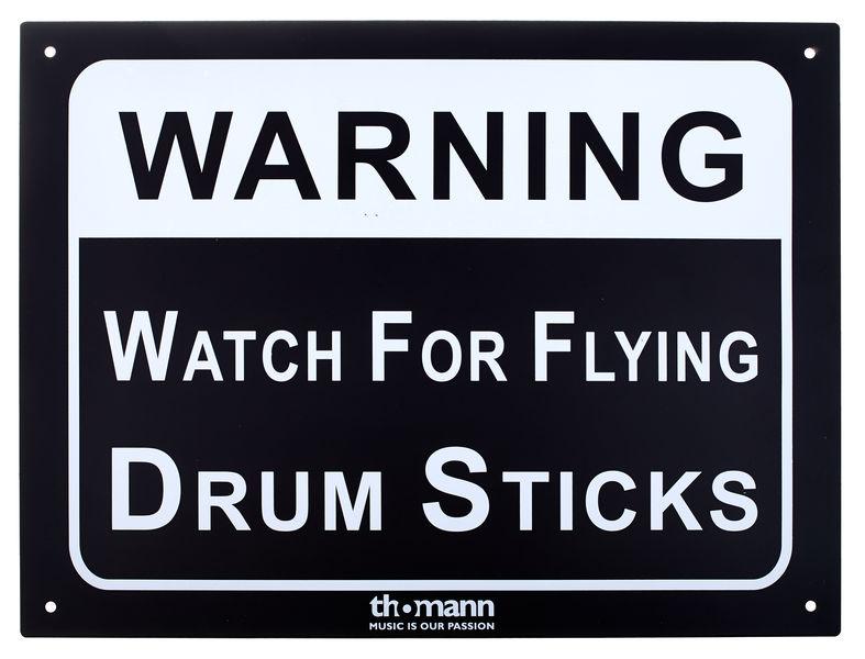 Millenium Drummer Sign