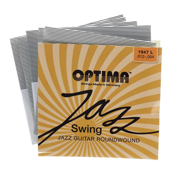 Optima 1947L Chrome Strings