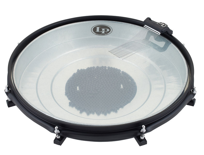 LP 1601 RAW Series Trash Snare