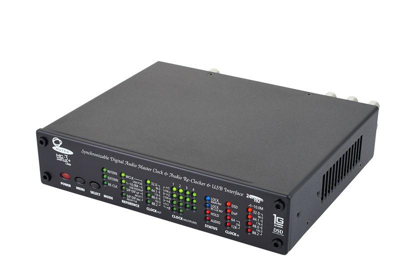 Mutec MC-3+ Smart Clock USB black