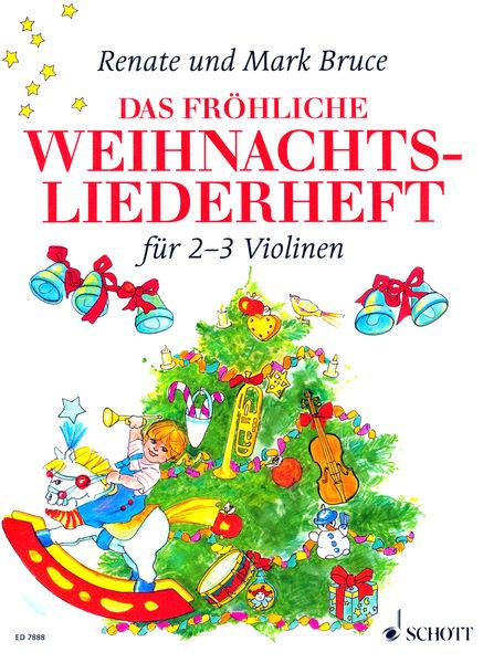 Schott Fröhliche Weihnachtslieder