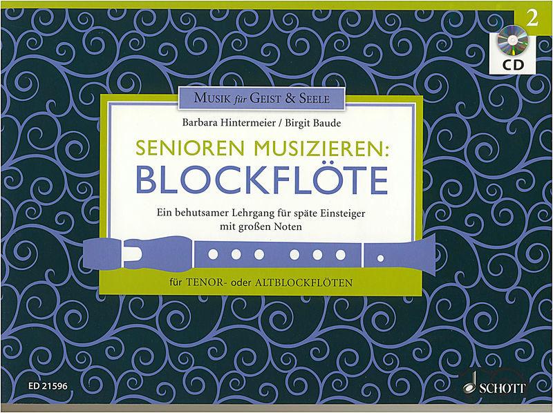 Schott Senioren Musizieren Flöte 2