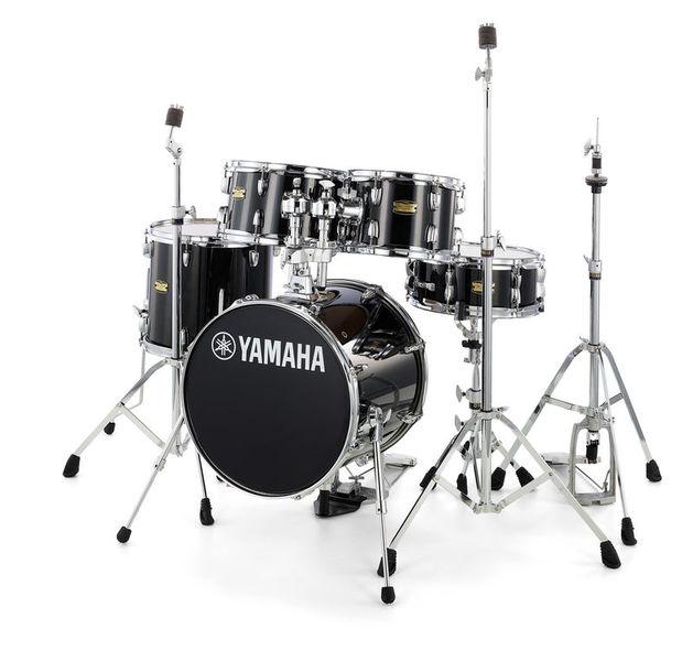 Yamaha Junior Kit Manu Katché Black