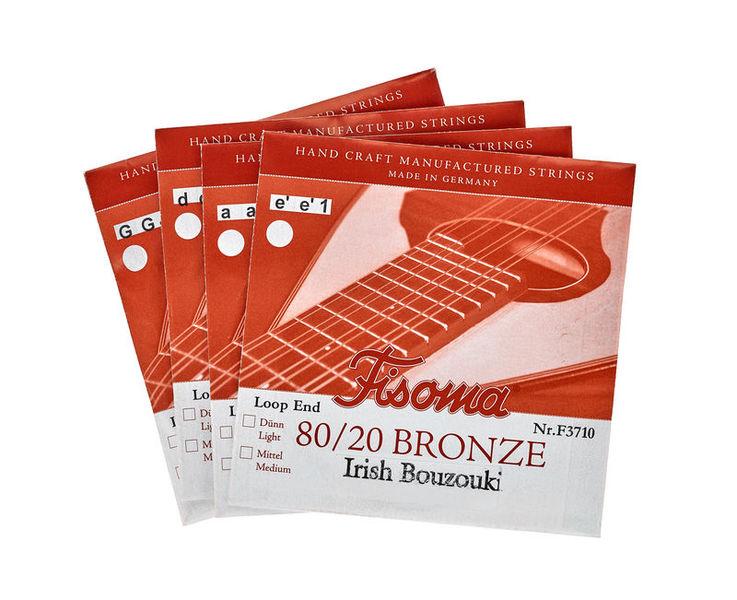 Fisoma F3710 Irish Bouzouki Strings