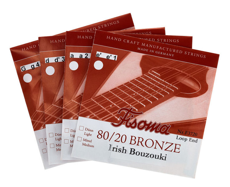 Fisoma F3720 Irish Bouzouki Strings