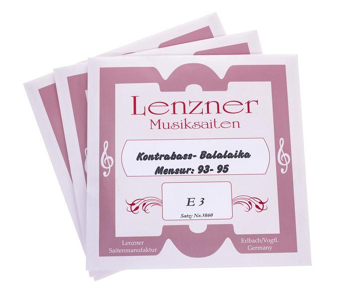 Lenzner 3860 Contrabass Balalaika Str