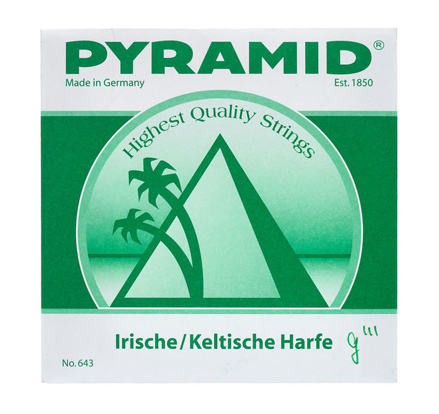 Pyramid Irish / Celtic Harp String g3
