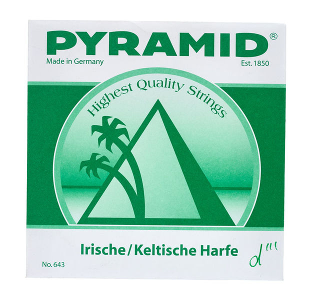 Pyramid Irish / Celtic Harp String d3
