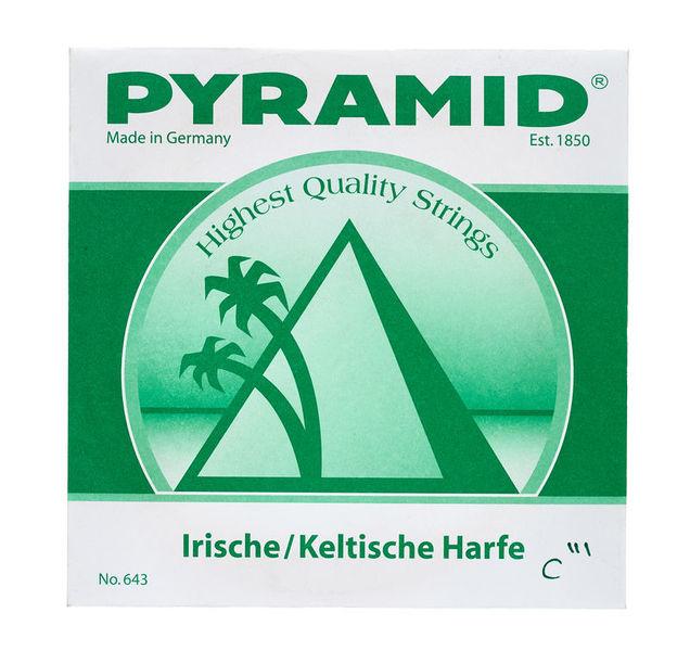 Pyramid Irish / Celtic Harp String c3