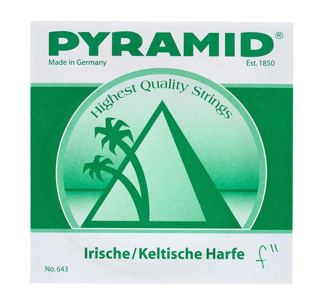 Pyramid Irish / Celtic Harp String f2
