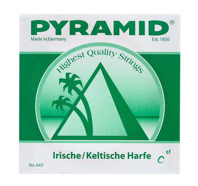 Pyramid Irish / Celtic Harp String c2