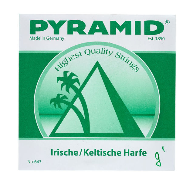 Pyramid Irish / Celtic Harp String g1