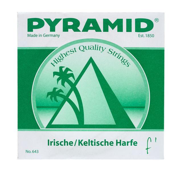 Pyramid Irish / Celtic Harp String f1
