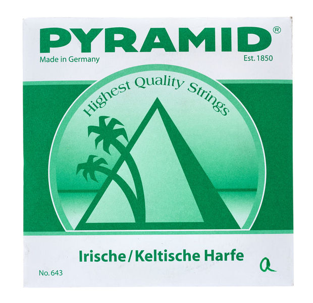 Pyramid Irish / Celtic Harp String a