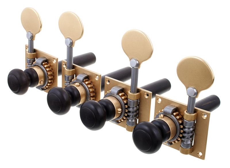 Rubner Double Bass Machines Ebony