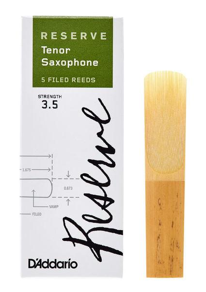 DAddario Woodwinds Reserve Tenor Sax 3.5