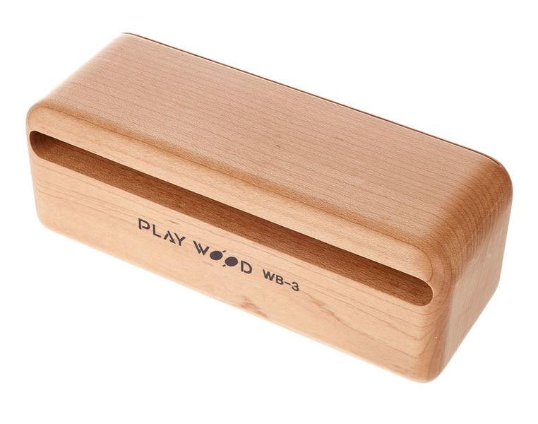 Playwood WB-3 Wood Block