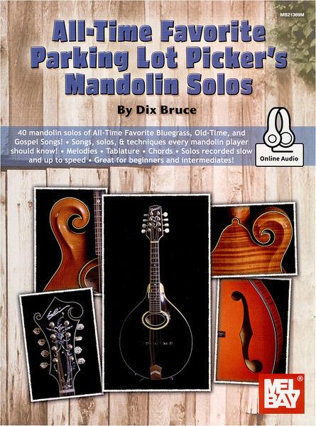 Mel Bay Favorite Picker's Mandolin