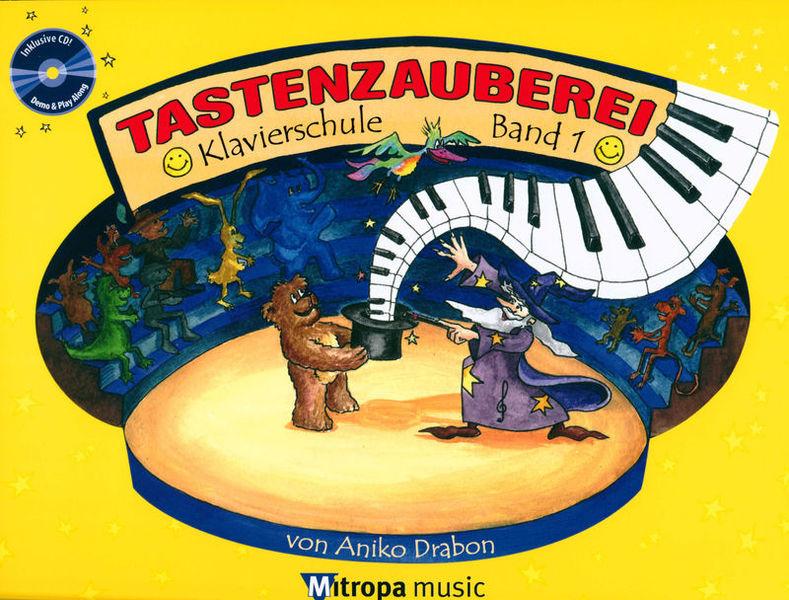 Mitropa Music Tastenzauberei 1 + CD