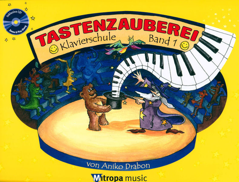 Mitropa Music Tastenzauberei 1