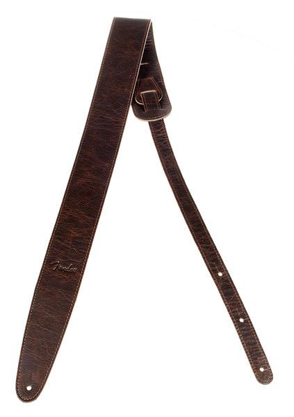 Fender Artisan Leather Strap BR