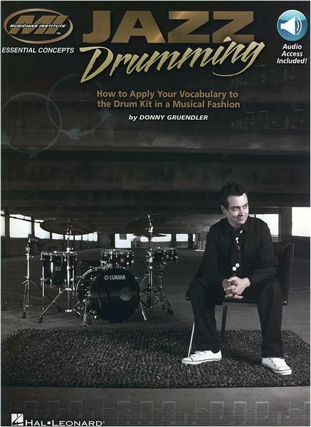 Hal Leonard Jazz Drumming