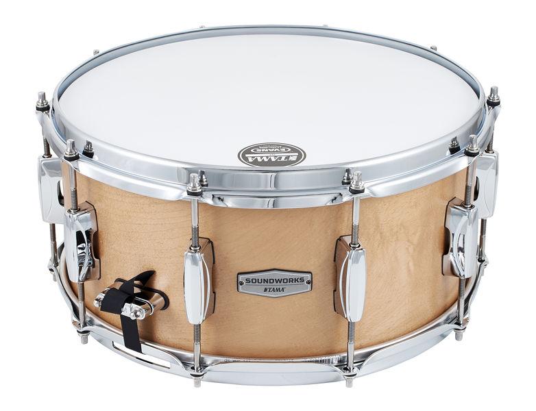 "Tama 14"" Soundworks Maple Snare"
