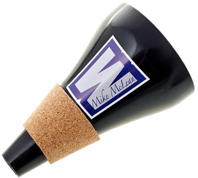 Mike McLean Mutes Practice Straight Bb-Trumpet