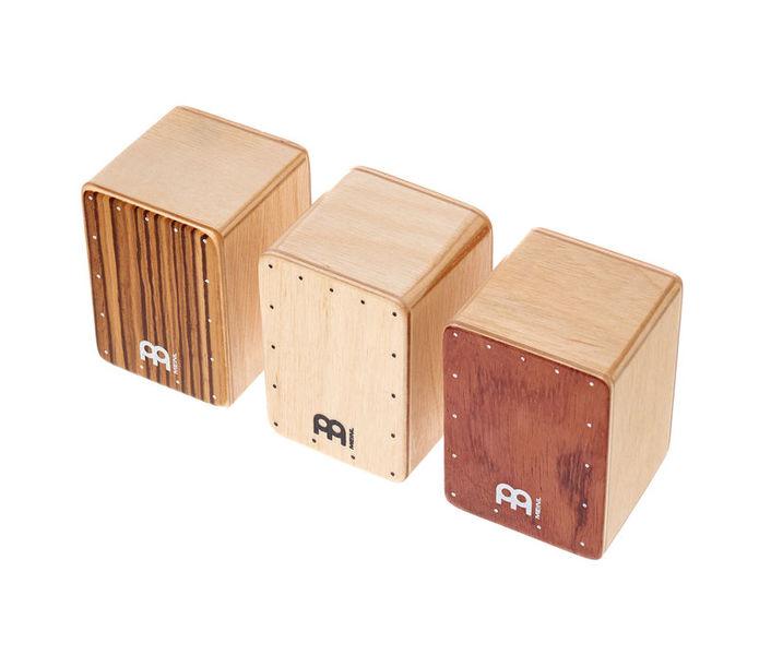 Meinl SH50 Mini Cajon Shaker Set