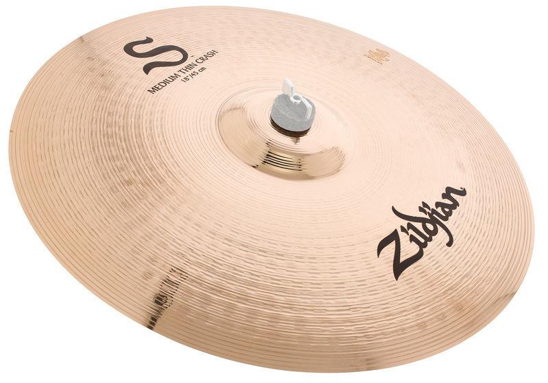 "Zildjian 18"" S Series Medium Thin Crash"