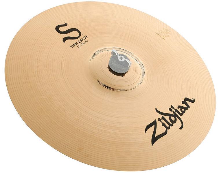 "Zildjian 15"" S Series Thin Crash"